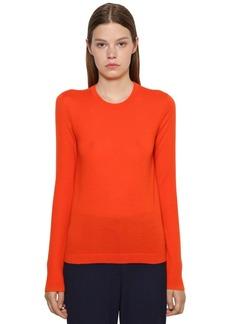 Ralph Lauren Pure Cashmere Knit Crewneck Sweater