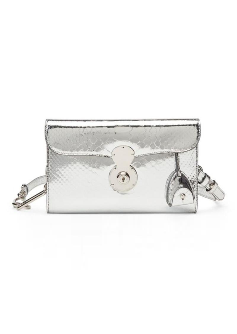 Ralph Lauren Python Ricky Crossbody Bag   Handbags ad068f7ca5