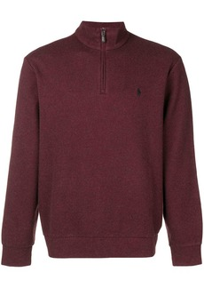 Ralph Lauren quarter-zip sweater
