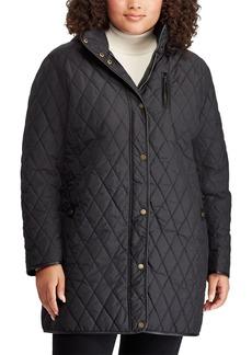 Ralph Lauren Quilted Coat (Plus Size)