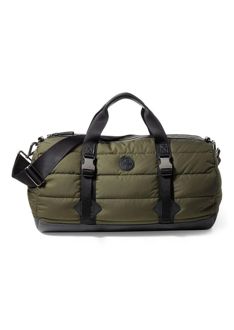 Ralph Lauren Quilted Duffel Bag