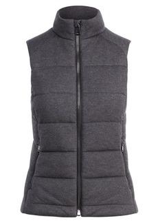 Ralph Lauren Quilted Full-Zip Vest
