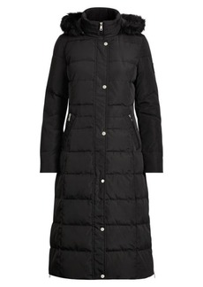 Ralph Lauren Quilted Hooded Down Coat