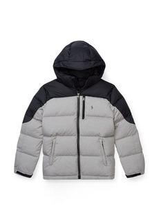 Ralph Lauren Quilted Ripstop Down Jacket