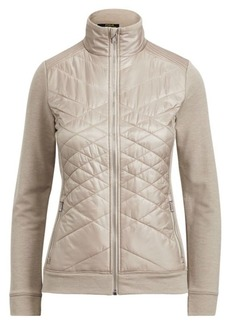 Ralph Lauren Quilted Ripstop-Terry Jacket