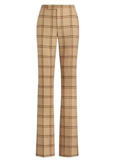 Ralph Lauren Quinlan Windowpane Check Pants