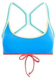 Ralph Lauren Racerback Bikini Top