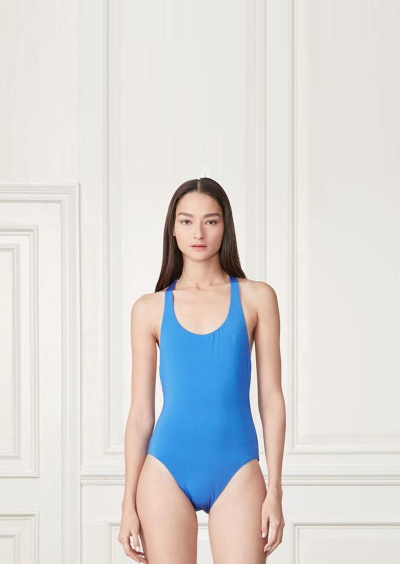 Ralph Lauren Racerback Swimsuit