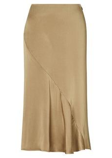Rachelle Satin Skirt