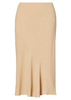 Rachelle Wool Skirt