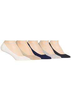 Ralph Lauren + Flat Knit Liners 5-Pack