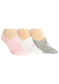 Ralph Lauren + Marled Sneaker Liner 3-Pack