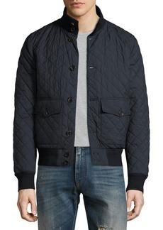Ralph Lauren Alverstone Quilted Bomber Jacket