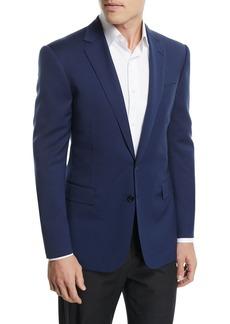 Ralph Lauren Anthony Solid Cotton Sport Coat