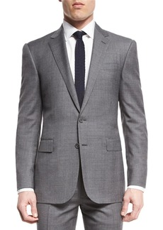 Ralph Lauren Anthony Two-Piece Sharkskin Suit