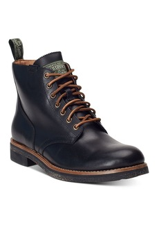 Ralph Lauren Army Leather Boots