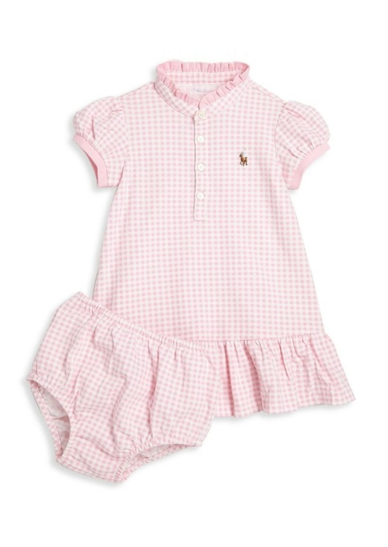 821833d29 Ralph Lauren Ralph Lauren Baby Girls Check Printed Dress and ...