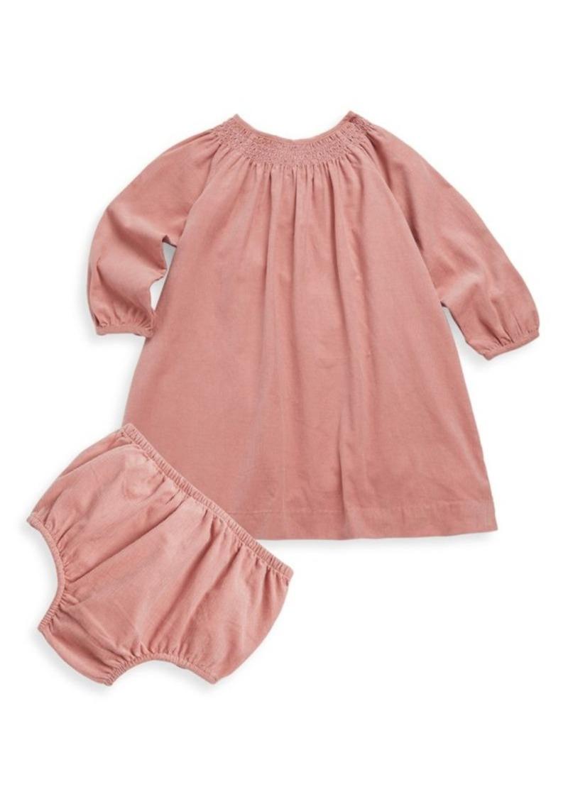 c0c509d8471 Ralph Lauren Ralph Lauren Baby Girl s Two-Piece Smocked Corduroy ...