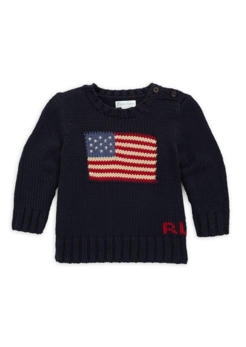917af03821444 SALE! Ralph Lauren Ralph Lauren Baby s Flag Sweater