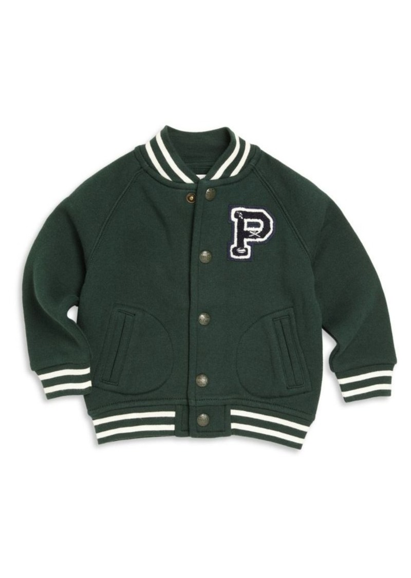 Ralph Lauren Baby's Long Sleeve Fleece Jacket