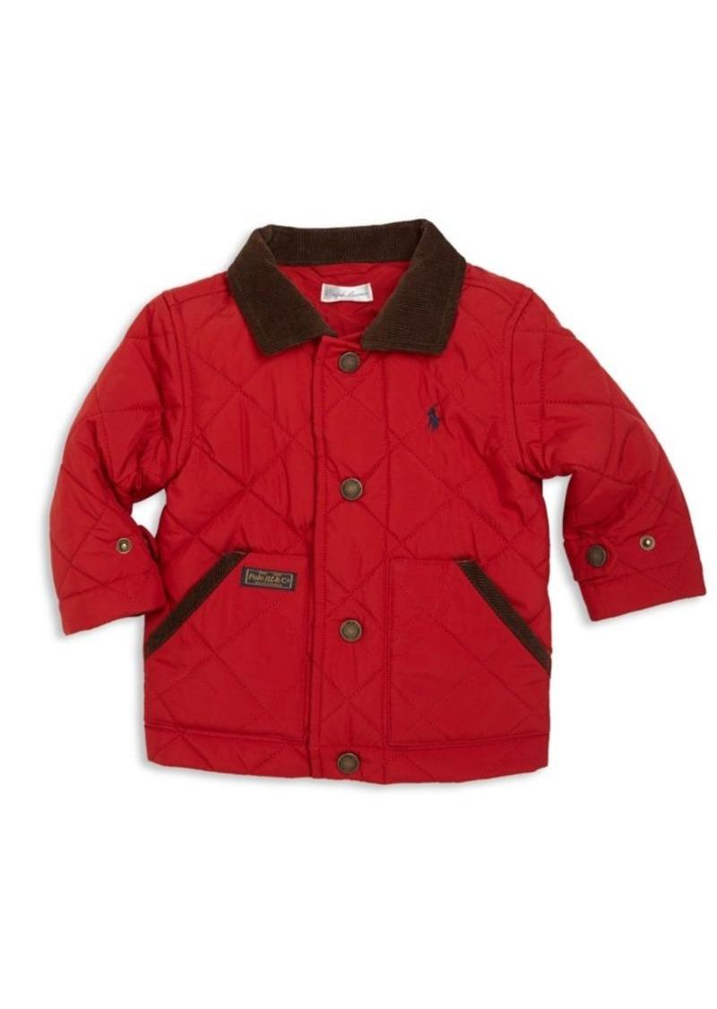 Ralph Lauren Baby's Quilted Jacket