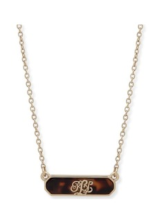 Ralph Lauren Bar Pendant Necklace