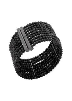 Ralph Lauren Beaded Cuff Bracelet