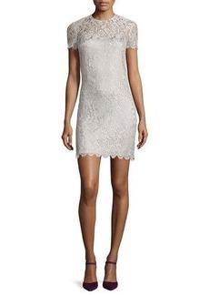 Ralph Lauren Black Label Pacey Lace Shift Dress