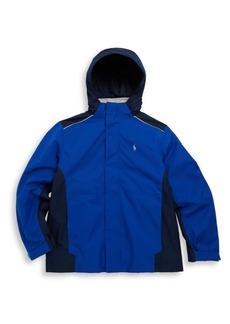 Ralph Lauren Boy's 3-in-1 Quilted Jacket