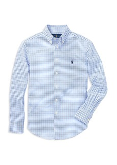 Ralph Lauren Boys' Button Down Shirt - Big Kid