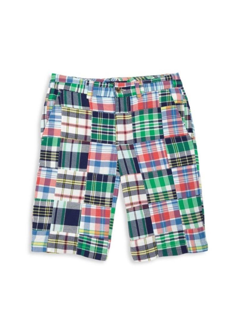 Ralph Lauren Boy's Patchwork Shorts