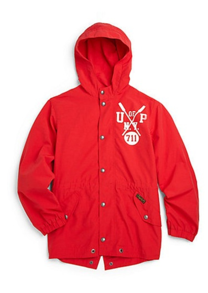 ralph lauren ralph lauren boy 39 s stadium jacket outerwear shop it to me. Black Bedroom Furniture Sets. Home Design Ideas