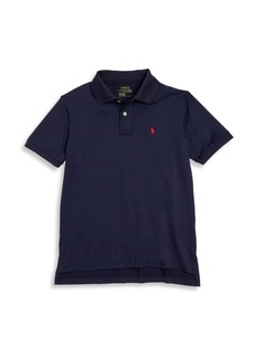 Ralph Lauren Little Boy's & Boy's Stretch Jersey Polo