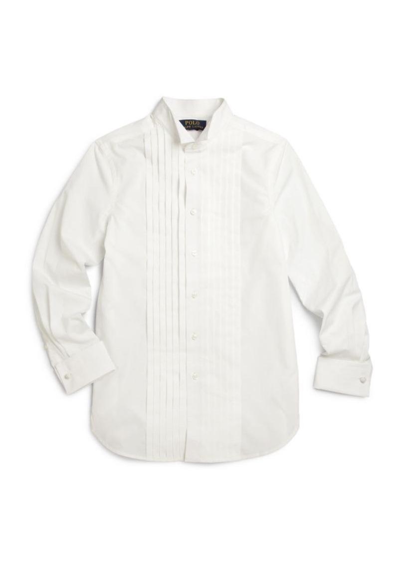 Ralph Lauren Boy's Tuxedo Shirt