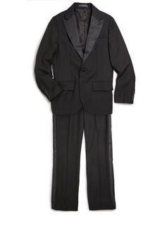 Ralph Lauren Boy's Two-Piece Wool Suit Set