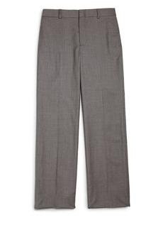 Ralph Lauren Boy's Wool Twill Suit Pants
