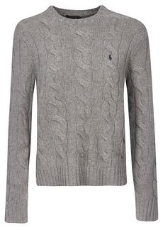 Ralph Lauren Braid-like Detail Sweater