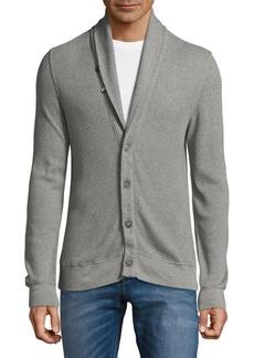 Ralph Lauren Button Front Cotton Cardigan