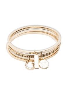 Ralph Lauren Charms Bangle Bracelet
