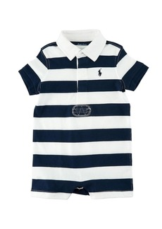 Ralph Lauren Childrenswear Basic Jersey Rugby Polo Shortall
