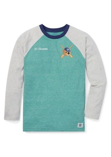 Ralph Lauren Childrenswear Boy's Baseball Tee