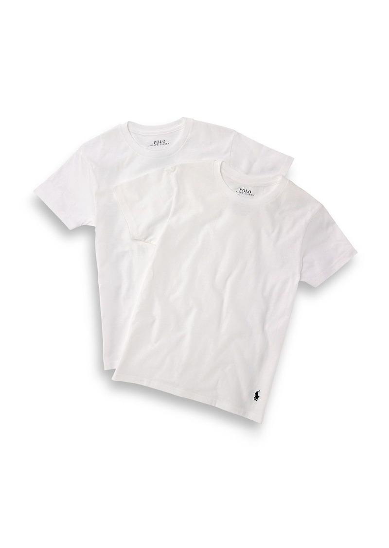 95b5256ce SALE! Ralph Lauren Ralph Lauren Childrenswear Boys' Basic Tee, 2 ...