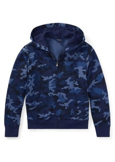 Ralph Lauren Childrenswear Boy's Camo-Print Hoodie