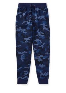 Ralph Lauren Childrenswear Boy's Camo-Print Jogger Pants