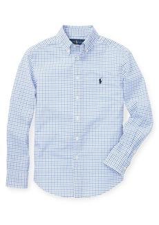 Ralph Lauren Childrenswear Boy's Cotton Poplin Sport Shirt