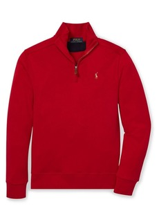 Ralph Lauren Childrenswear Boy's Classic Cotton Pullover