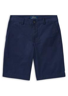 Ralph Lauren Childrenswear Boy's Cotton Chino Shorts