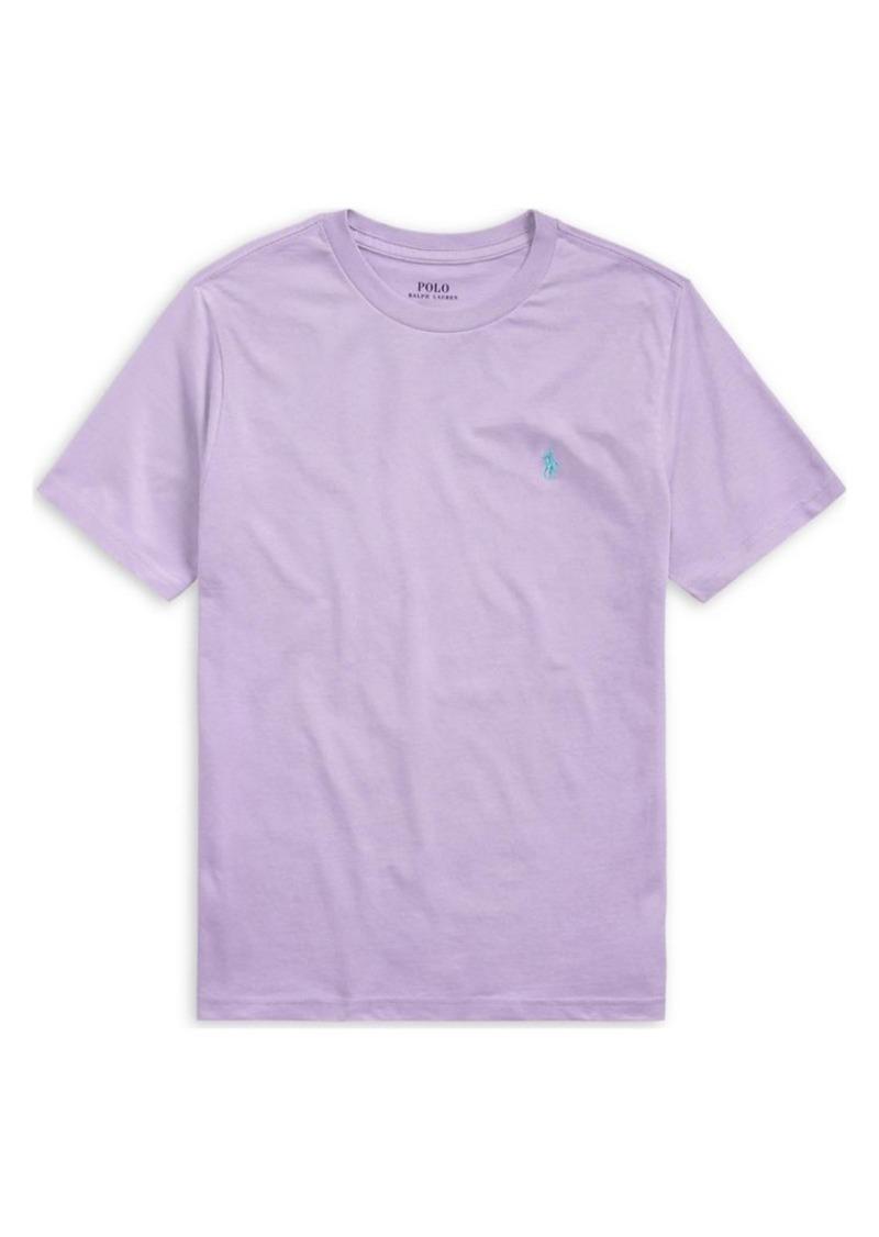 Ralph Lauren Childrenswear Boy's Cotton Jersey Tee