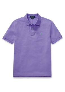 Ralph Lauren Childrenswear Boy's Cotton Polo Shirt