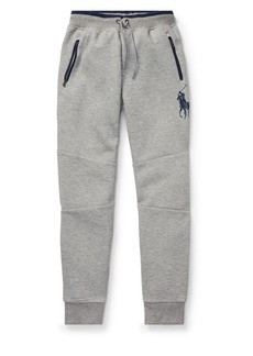 Ralph Lauren Childrenswear Boy's Heathered Jogger Pants
